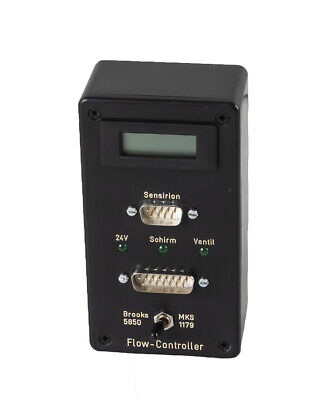 Test-modul (TESTMODUL FLOW-CONTROLLER MKS 1179 BROKS 5850 NEW)