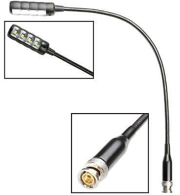 Ultrahelle COB LED BNC Schwanenhals Mixer Mischpult Lampe DJ Flexi Mini Light