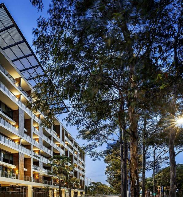 Furnished Apartments for Rent - Sydney Olympic Park ...