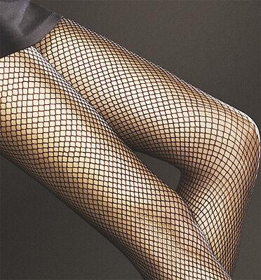 Net Netzstrumpfhose (Netzstrumpfhose 40DEN Gr.S,M,L alle Farben kleines Fishnet)