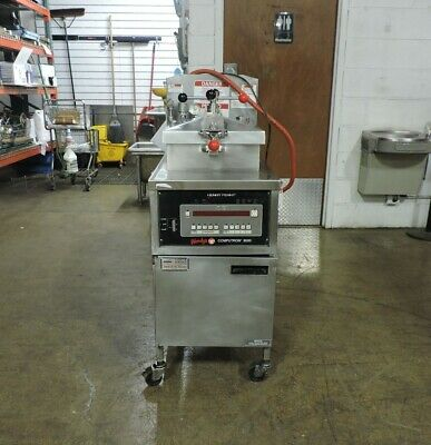 Henny Penny 600c Commercial Gas Pressure Fryer Single Phase120 Volts