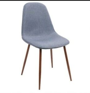 Lumisource Pebble Chair BRAND NEW (Grey)