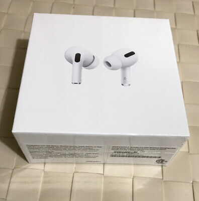 Brand New Sealed Apple AirPods Pro MWP22AM - White Sealed