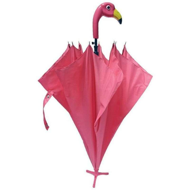 Pink Flamingo - Umbrella