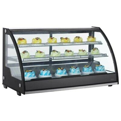 Commercial Refrigerator Countertop Display Case 48 Marchia Mdc201 Led 110v 60hz