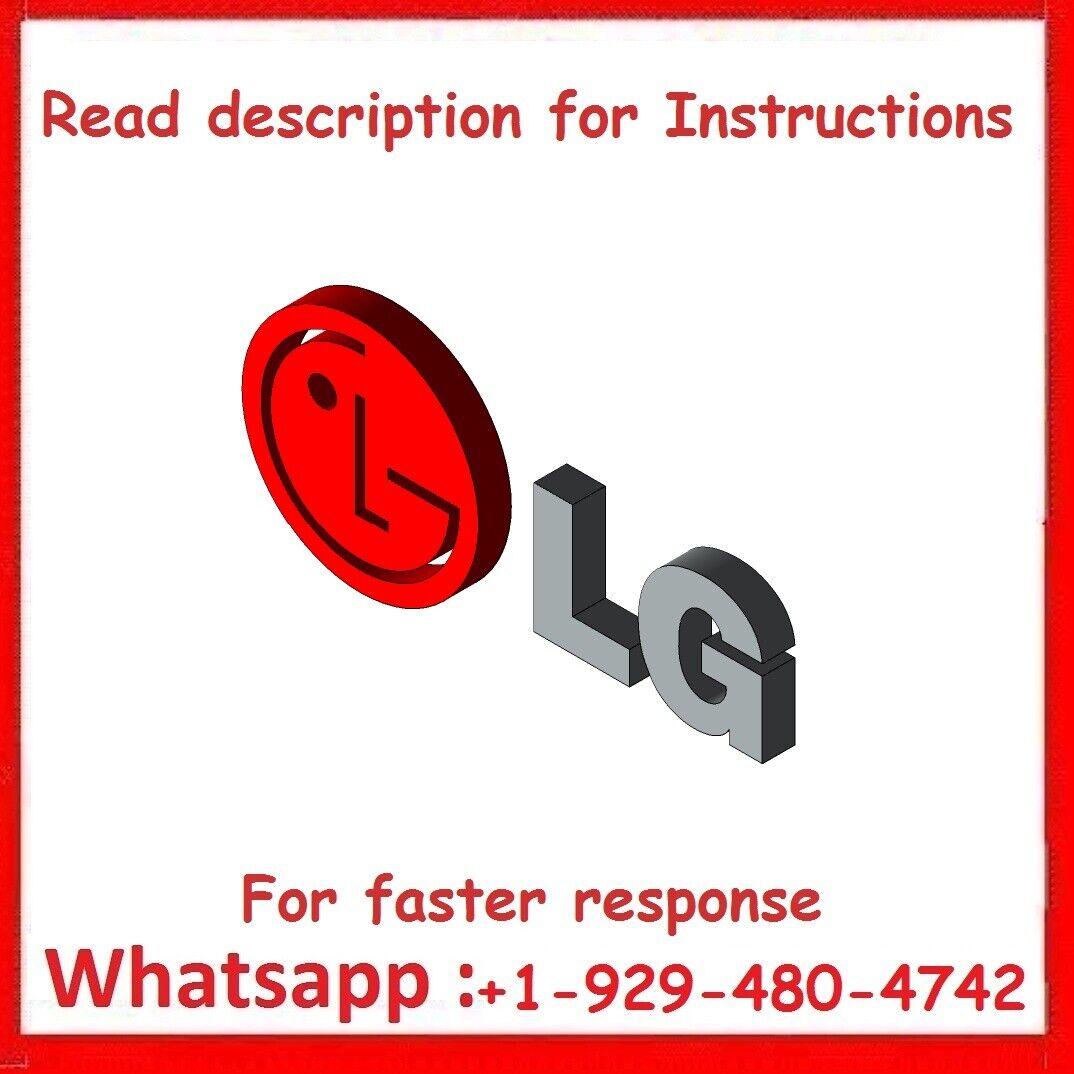 T-Mobile LG K500MM, Boost/ Sprint K500UM Network Carrier Unlock Service - $9.00