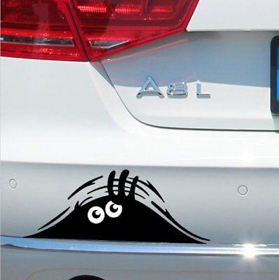 Gesicht Autoaufkleber lustig Tuning Fun Sticker  (Coole Aufkleber)
