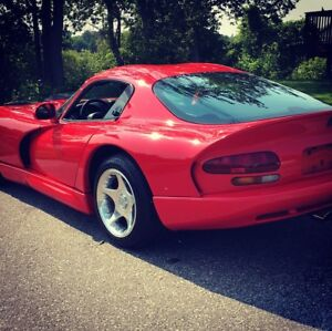 1997 DODGE VIPER GTS SUPERCHARGED