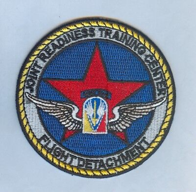 US Army JOINT READINESS TRAINING CENTER FLIGHT DETACHMENT - MINT!