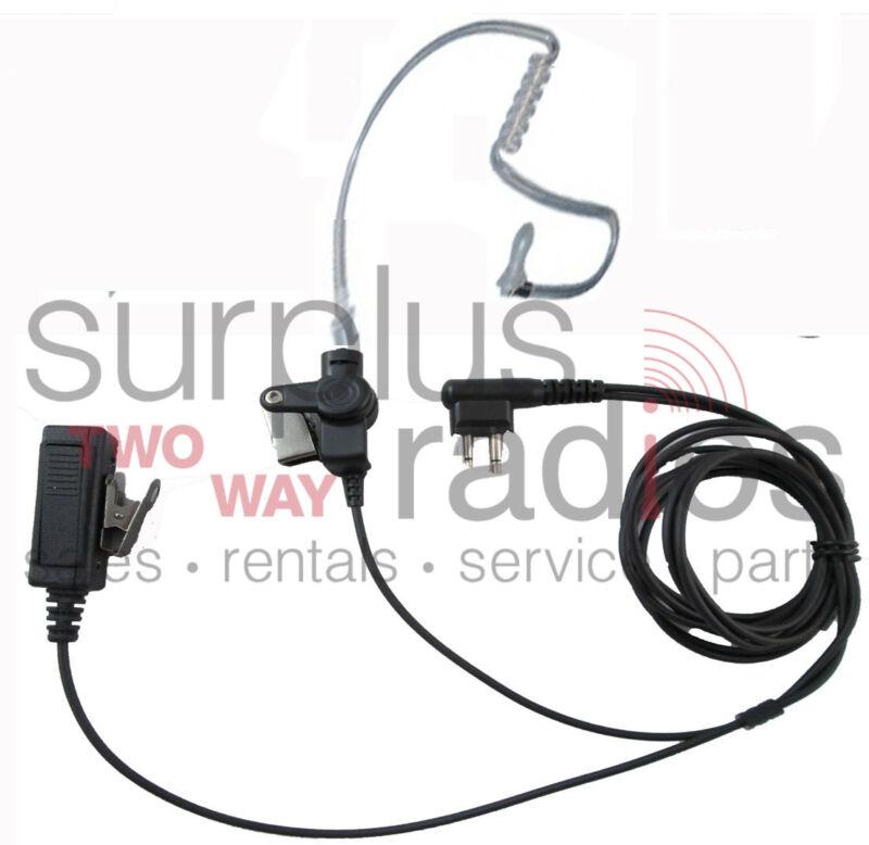 2 Wire Surveillance Headset HYT TC500 TC508 TC610 TC580 TC610 Blackbox