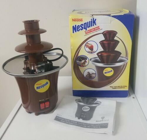 NEW OPEN BOX Nestle - Nesquik - chocolate fondue fountain/ch