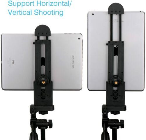 Ulanzi iPad Tablet Tripod Mount Adapter Flexible Adjustable Clamp Tablet Holder