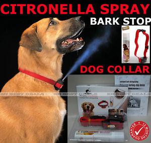 Stop Dog Barking Collar Spray