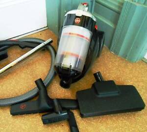 Hoover Prestige 7010 vacuum cleaner. It is bagless and has good s Newtown Geelong City Preview