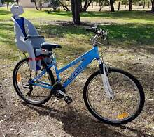 Ladies Bike and toddler seat Gowrie Junction Toowoomba Surrounds Preview