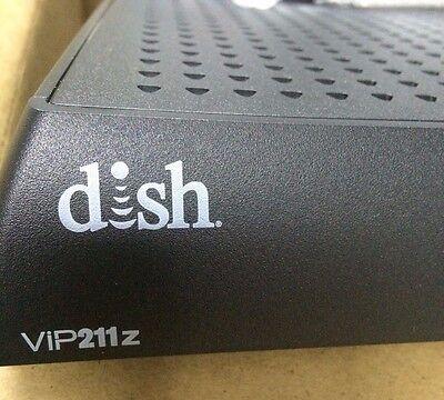 NEW Dish Network ViP211z HD High Definition Satellite Receiver HDMI