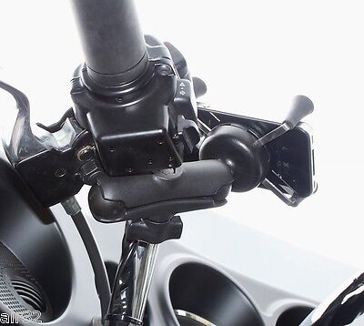 RAM Harley-davidson Mirror Post Mount For Samsung Galaxy ...