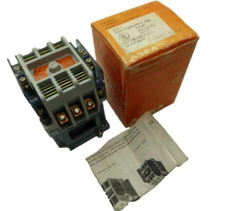Asea  EG30  contactor EG 30/30-1  NEW IN BOX