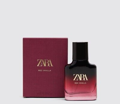 ZARA RED VANILLA FOR WOMAN EDT FRAGRANCE/ PERFUME 30ML Holiday Sale Special