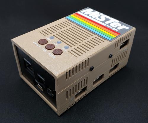 |MiSTer Complete System | FPGA DE10-Nano | Retro G…