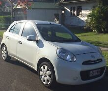Nissan Micra 2011 auto Annerley Brisbane South West Preview