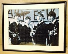 The Beatles jigsaw puzzle / print Elwood Port Phillip Preview
