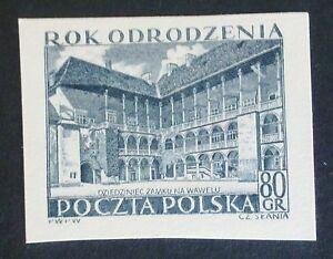 POLAND STAMPS Fi684 Sc593 Mi822-Renaissance,1953,newprint steel engraving,SLANIA - <span itemprop=availableAtOrFrom>Reda, Polska</span> - POLAND STAMPS Fi684 Sc593 Mi822-Renaissance,1953,newprint steel engraving,SLANIA - Reda, Polska