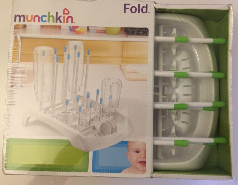 Munchkin Fold Bottle Drying Rack, New, Free Shipping