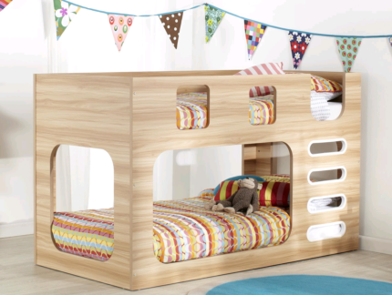 FORTY WINKS SATURN SINGLE BUNK BED