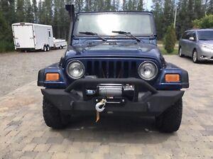 Jeep Tj 2005