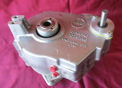 Dynapac Rotating Co. Rotating Display Gear Case Check Pictures Closely