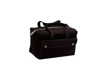 G.I. Type Brass Zipper Black Mechanics Tool Bag - Rothco - 9