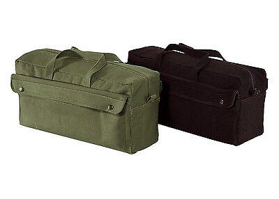 Rothco 8145/7259/8146 Canvas Jumbo Mechanic Tool Bag