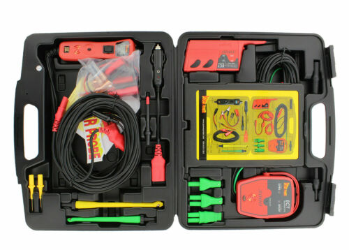 Power Probe 3 Combo Master kit with ECT3000 w/ Circuit Tracer New!