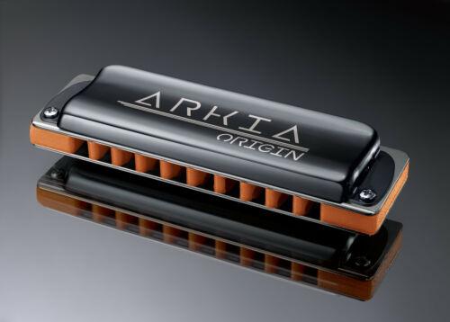 Harmonica Diatonic ARKIA Origin IN do - C New made in France