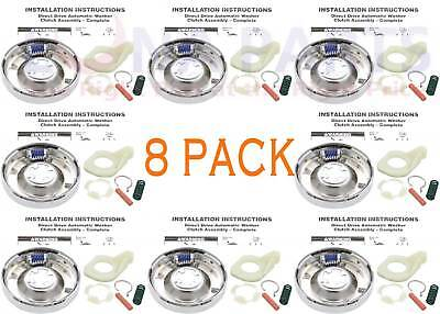 Whirlpool Washer Transmission (8x Washer Washing Machine Transmission Clutch Assembly For Whirlpool Kenmore US )