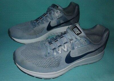 ae95c77e2bf Womens Nike Structure 21 Size 9 B Running Walking Training Shoe