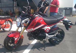 2014 Honda Grom for sale or trade