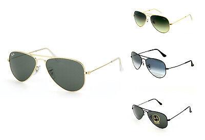 Brand New!! Ray-Ban Aviator Small Metal Sunglasses - RB3044 (Aviator Small Metal)
