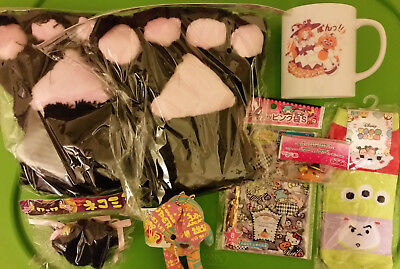 Doki Doki Crate October 2017 Halloween Kawaii Creepy Cute COMPLETE](October Halloween Cute)