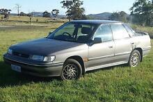 1994 Subaru Liberty Sedan Royalla Queanbeyan Area Preview
