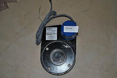 Durag Fail Safe Dust And Opacity D-r 290 Shutter D-sk 280 Ma
