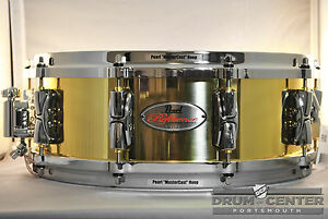 Pearl Reference Snare : pearl reference 14x5 brass shell snare drum rfb1450 ebay ~ Vivirlamusica.com Haus und Dekorationen