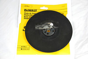 DEWALT-ANGLE-GRINDER-BACKING-PAD-178MM-X-22-2MM-DT3612