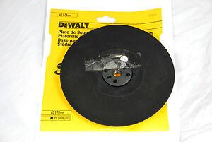 DEWALT-ANGLE-GRINDER-BACKING-PAD-178MM-X-22-2MM-DT3612