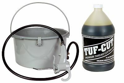 Toledo Pipe 418 Oiler 10883 1 Gallon Tuf-cut Dark Oil Fits Ridgid 300 700 12r