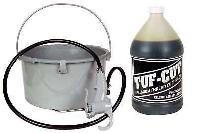 Toledo Pipe 418 Oiler 10883 1 Gallon Tuf-cut Dark Oil Fits Ridgid 300 700 12r
