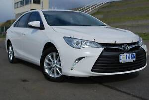 2016 TOYOTA CAMRY ALTISE SEDAN - AUTOMATIC - ONLY 31,600 KLMS !!! North Hobart Hobart City Preview