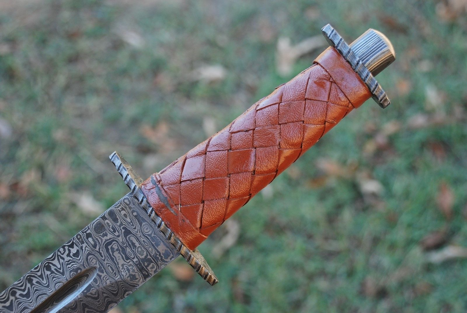 How To Wrap A Leather Handle Ebay