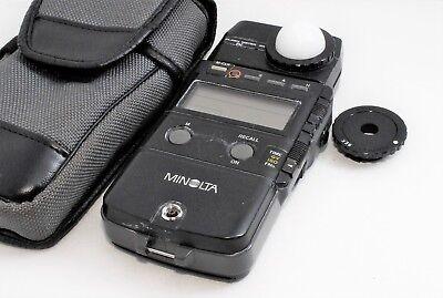 Измерители света Minolta Flash Meter IV